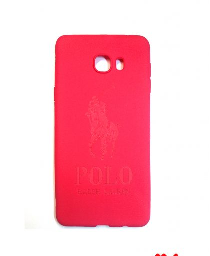 قاب Soft Polo Galaxy C7